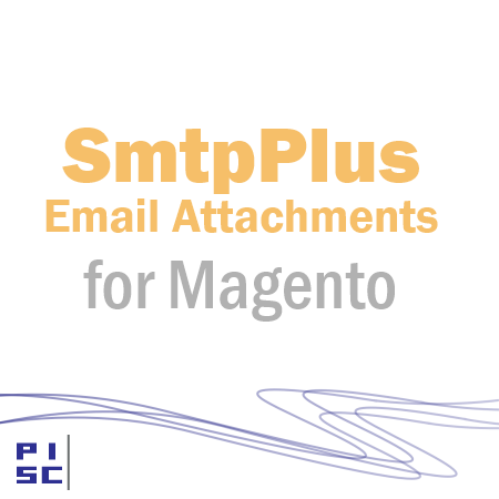 SmtpPlus Email Attachments for Magento